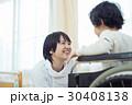 看護師 笑顔 メディカルの写真 30408138