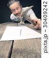 契約 契約書 書類の写真 30409242
