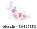 お花 フラワー 花のイラスト 30412858