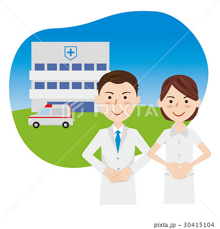 病院 スタッフ 30415104