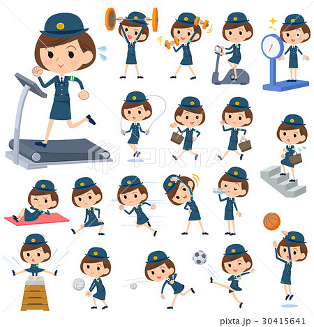 police Woman Sports & exercise 30415641