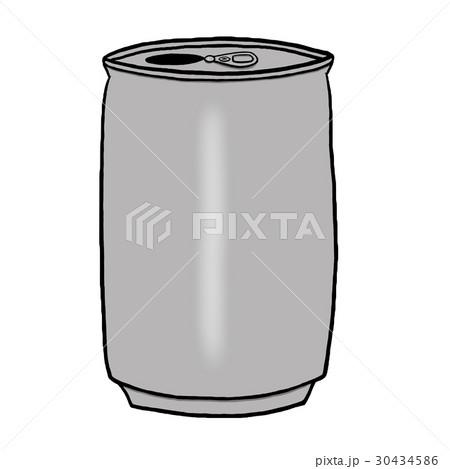 空き缶のイラスト素材 [30434586] - PIXTA