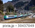 乗り物 列車 電車の写真 30437049