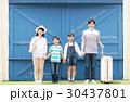 家族旅行 家族 旅行の写真 30437801