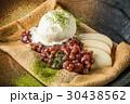 クレープ 抹茶 アイスクリームの写真 30438562