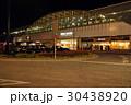 中央線 武蔵小金井駅北口 夜 30438920