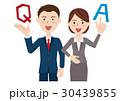 男女 ビジネスチーム 30439855