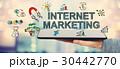 インターネット ビジネス 商売の写真 30442770