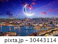 Ramadan Kareem, view of Istanbul from Galata to 30443114