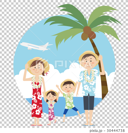 夏威夷衫 夏威夷衬衫 微笑 30444738