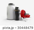 プロテイン フィットネス アスレチックのイラスト 30448479