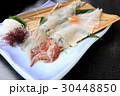 イカの活き作り 活き作り イカの写真 30448850