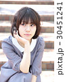 若い女性 ヘアスタイル 30451241