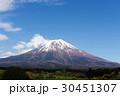 富士山 初夏 新緑の写真 30451307