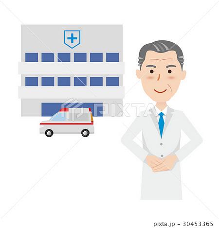 医師 病院 30453365