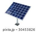 ソーラーパネル 太陽電池パネル 太陽光パネルのイラスト 30453826