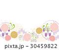ベクター 和柄 柄のイラスト 30459822