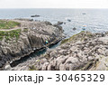 東尋坊 海 日本海の写真 30465329
