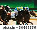競馬 競走馬 レースの写真 30465556