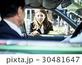 2人 タクシー ドライバーの写真 30481647