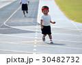 子供 運動会 人物の写真 30482732