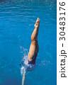 足 ダイビング ウォータースポーツの写真 30483176