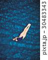 ダイビング ウォータースポーツ プールの写真 30483343