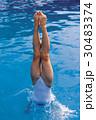 足 ダイビング ウォータースポーツの写真 30483374