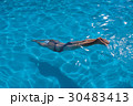 ダイビング ウォータースポーツ 水泳の写真 30483413