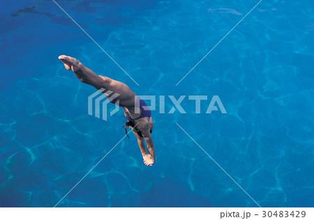 ダイビング ウォータースポーツ プール 30483429