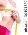 胸 測る 計測の写真 30493870