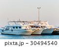 エジプト ヨット 桟橋の写真 30494540