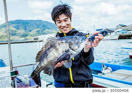 海釣り 30500406