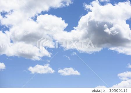 雲と空のバックグラウンド 30509115