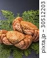 毛ガニ カニ 蟹の写真 30512203