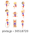 スポーツ 運動 かわいいのイラスト 30518720