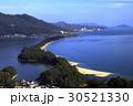 11月 晴天快晴の天橋立 日本三景 30521330