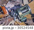 Robust reel for fishing in the ocean 30524548