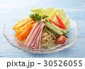 冷やし中華 冷麺 冷やしラーメンの写真 30526055