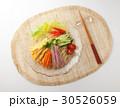 冷やし中華 冷麺 冷やしラーメンの写真 30526059