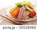 冷やし中華 冷麺 冷やしラーメンの写真 30526060