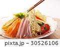 冷やし中華 冷麺 冷やしラーメンの写真 30526106