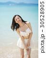 女性 水着 若いの写真 30528905