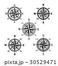 コンパス 航行 ベクターのイラスト 30529471