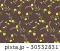 花 花柄 パターンのイラスト 30532831