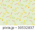 花 花柄 パターンのイラスト 30532837