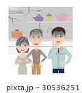キッチン リフォーム ベクターのイラスト 30536251