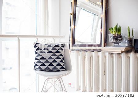minimalist room decorの写真素材 [30537182] - PIXTA