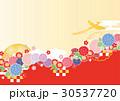 背景素材-和柄イメージ5 30537720