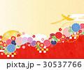 背景素材-和柄イメージ5(テクスチャ) 30537766